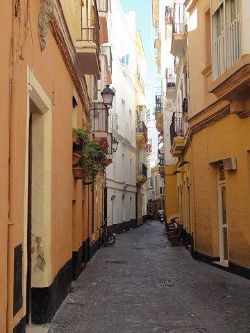 Seville old town.