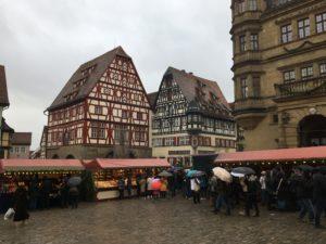 Rothenberg christmas market.