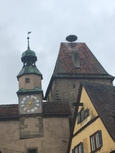 Story book architecture in Rothenberg.