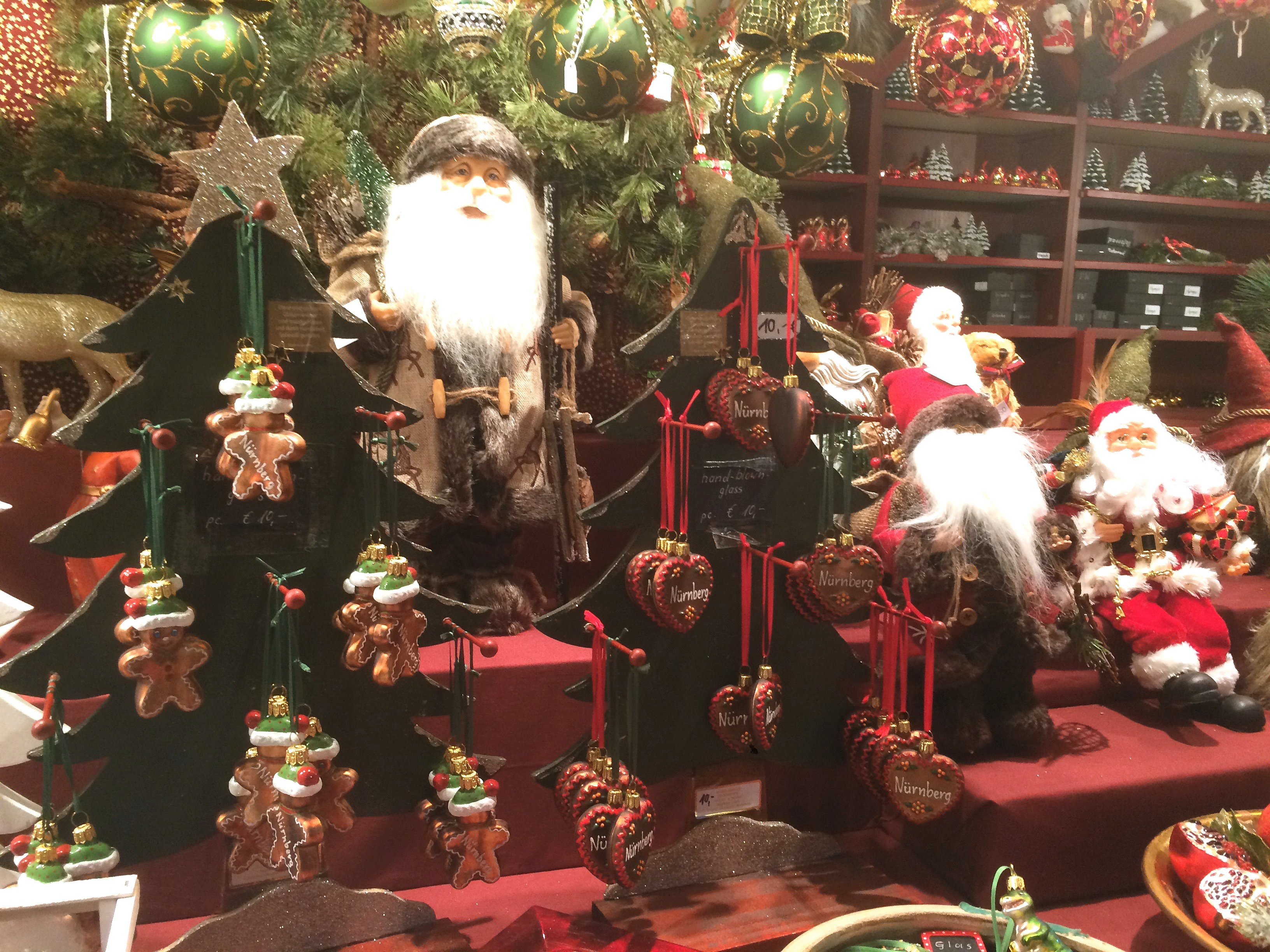 Santa gets everywhere.