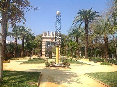 Park and gardens.