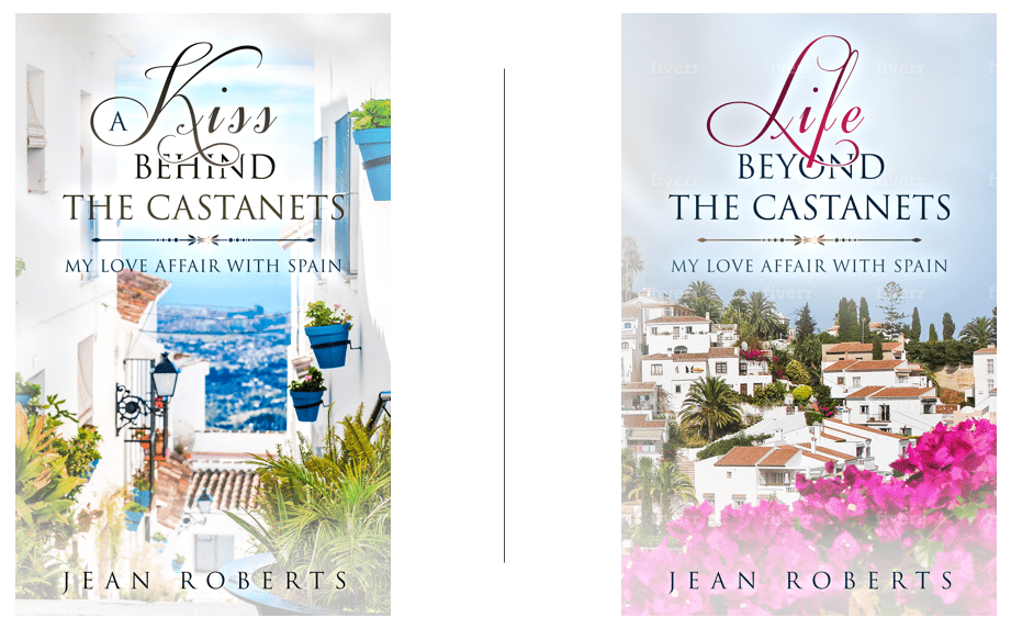 Kiss behind the castanets and Life Beyond the Castanets, both books about living in Spain.