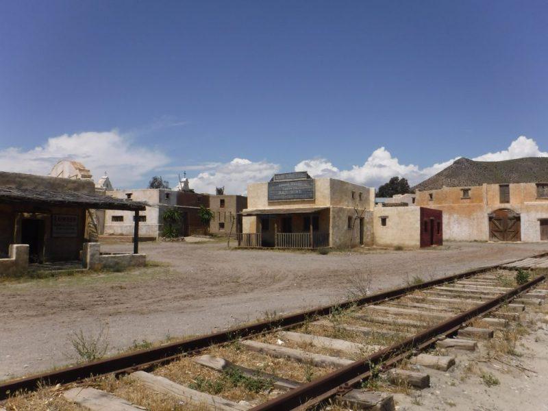 Santa fe railroad.