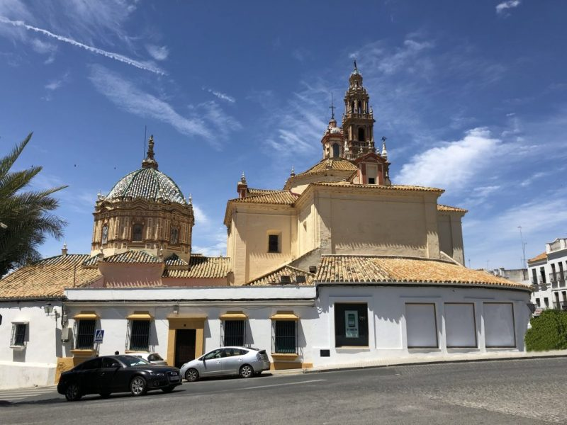 Carmona, expensive for buying a house in Spain and then moving to Spain.